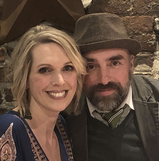 Dean & Lisa Balkwill